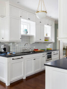 F & H Construction CO - Custom Kitchen Cabinets