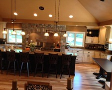 Philip G Hillyard Co - Custom Kitchen Cabinets