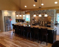 South Hampton Cabin - Custom Kitchen Cabinets