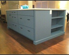 Amarillo Custom Cabinets - Custom Kitchen Cabinets