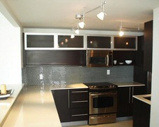 strictly bathrooms and kitchens - Custom Kitchen Cabinets