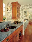 Kevin J Waller Custom Cabinetry LLC - Custom Kitchen Cabinets