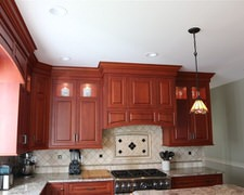 Clark S Creek Custom Cabinets - Kitchen Pictures