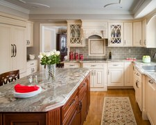 R Britt & Sons Inc - Custom Kitchen Cabinets