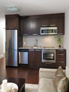 Stevo Basic Custom Cabinets - Custom Kitchen Cabinets