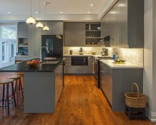 R & E Cabinetworks Inc - Kitchen Pictures