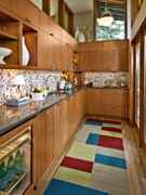 Ebenisterie P Praillon Inc - Custom Kitchen Cabinets