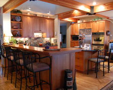 Valley Cabinets And Counte - Custom Kitchen Cabinets
