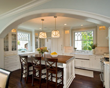 Stile's Rails - Custom Kitchen Cabinets