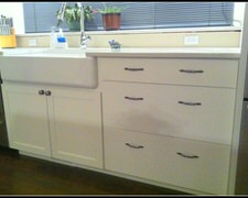 Birchwood Electric Service LLC - Custom Kitchen Cabinets