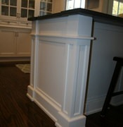 Finer Woodworking & Dennis - Custom Kitchen Cabinets