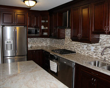 Oak Creek Co - Custom Kitchen Cabinets