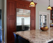 Gary Poe's Auction Service - Custom Kitchen Cabinets