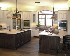 Custom Cabinets - Kitchen Pictures