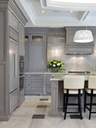 Trycolor Kitchen & Cabinets Inc - Custom Kitchen Cabinets