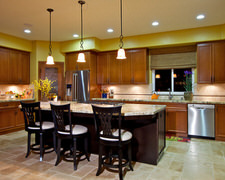 American Heritage Inc - Custom Kitchen Cabinets