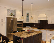 Salernos Cabinetry - Custom Kitchen Cabinets