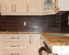 Cuisines Et Reves - Custom Kitchen Cabinets