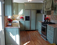 Solid Surface Design LLC - Custom Kitchen Cabinets