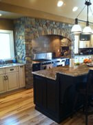 Gilberts Custom Cabinets - Custom Kitchen Cabinets