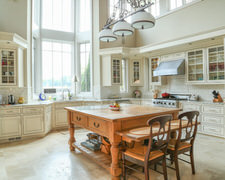 Custom Cabinets of Bainbridge - Custom Kitchen Cabinets