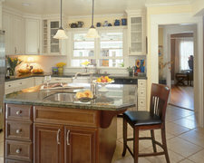 Gonzalez Cabinet - Custom Kitchen Cabinets