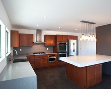 J Hinton Inc - Custom Kitchen Cabinets