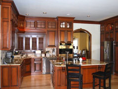 Dunham Cabinets Kenneth - Custom Kitchen Cabinets