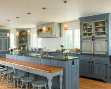 Robert Evans Cabinets Inc - Custom Kitchen Cabinets