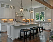 K D And Steele Cabinetry Inc - Custom Kitchen Cabinets