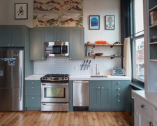 Rye Custom Cabinetry - Custom Kitchen Cabinets