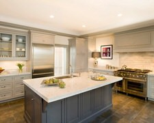 Courvilles Cabinets - Custom Kitchen Cabinets