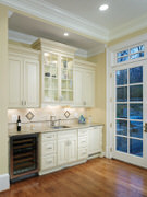 James E Burns Inc - Custom Kitchen Cabinets