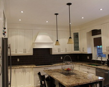 Denise Ruhl Design Inc - Custom Kitchen Cabinets