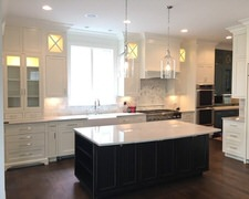Fs Granite And Cabinet Inc - Custom Kitchen Cabinets