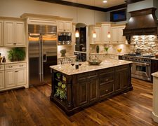 Sl Construction - Custom Kitchen Cabinets