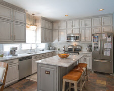 Wiley Reece Jr - Custom Kitchen Cabinets