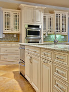 Installation In Downs' Cabinet - Custom Kitchen Cabinets