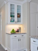 George Michael Custom Cabinets - Custom Kitchen Cabinets