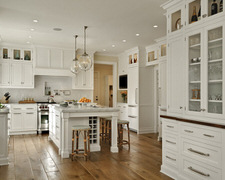 At Home in the Valley - Custom Kitchen Cabinets