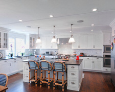 Michael Schutt - Custom Kitchen Cabinets
