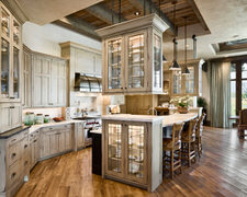 Forest Remodeling - Custom Kitchen Cabinets