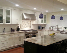 Rockoff Max Cabinets & Mill W - Custom Kitchen Cabinets