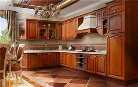 Neville's Custom Woodworking - Custom Kitchen Cabinets