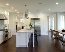 Andy's Custom Cabinets - Kitchen Pictures