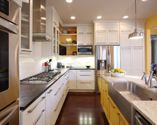 Cabinet Makeovers - Custom Kitchen Cabinets