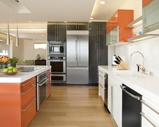 Custom Wood Working - Custom Kitchen Cabinets